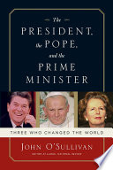 The President, the Pope, And the Prime Minister Pdf/ePub eBook