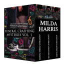The Funeral Crashing Mysteries: Books 1-3 Box Set