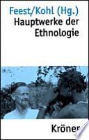 Hauptwerke der Ethnologie