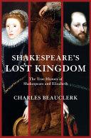 Shakespeare s Lost Kingdom