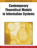 Handbook of Research on Contemporary Theoretical Models in Information Systems