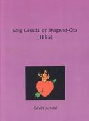 Song Celestial Or Bhagavad Gita  1885