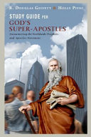 Study Guide For God S Super Apostles Book