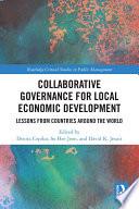 Collaborative Governance For Local Economic Development