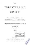 The Presbyterian Review