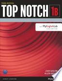 Top Notch 1 Student Book Split B with MyEnglishLab