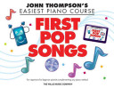 First Pop Songs