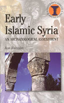 Early Islamic Syria