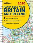 2020 Collins Handy Road Atlas Britain