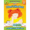 I Don't Like Peas