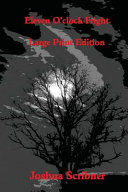 Eleven O'clock Fright (Large Print Edition)