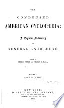 The Condensed American Cyclopaedia