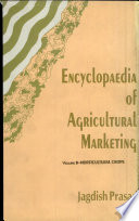 Encyclopaedia of Agricultural Marketing