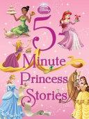 5 Minute Princess Stories