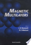 Magnetic Multilayers Book