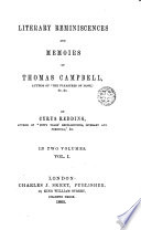 Litery Reminiscences And Memoirs Of Tromos Campbel 1 Book PDF
