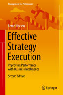 Effective Strategy Execution