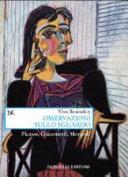 Osservazioni sullo sguardo. Picasso, Giacometti, Morandi