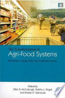 The Transformation Of Agri Food Systems PDF