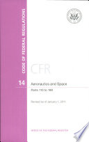 Code of Federal Regulations, Title 14, Aeronautics and Space