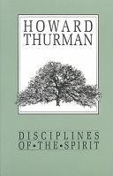 Disciplines of the Spirit