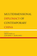Multidimensional Diplomacy of Contemporary China