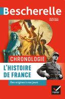 Pdf Bescherelle Chronologie de l'histoire de France Telecharger