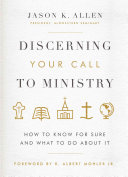Discerning Your Call to Ministry Book