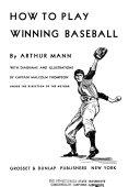 How to Play Winning Baseball