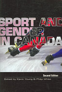 Sport and Gender in Canada Book