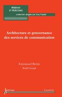 Architecture et gouvernance des services de communication ebook