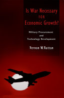 Is War Necessary for Economic Growth? Pdf/ePub eBook