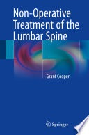 Non Operative Treatment of the Lumbar Spine