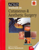 Textbook on Cutaneous and Aesthetic Surgery Book