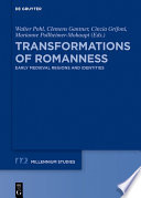 Read Online Transformations of Romanness For Free