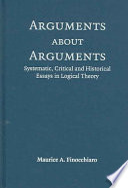 Arguments about Arguments