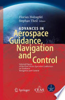 Advances in Aerospace Guidance  Navigation and Control