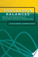 Population Balances