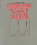 Underwater Acoustic System Analysis