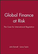 Global Finance at Risk Book