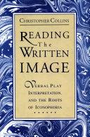 Reading the Written Image [Pdf/ePub] eBook