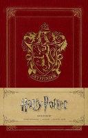 Harry Potter  Gryffindor Ruled Notebook