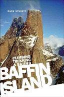 Baffin Island Pdf/ePub eBook