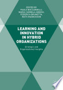 Learning and Innovation in Hybrid Organizations