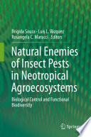 Natural Enemies Of Insect Pests In Neotropical Agroecosystems