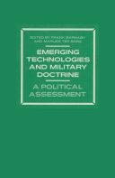 Emerging Technologies and Military Doctrine [Pdf/ePub] eBook