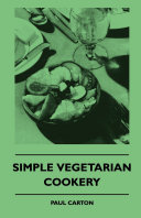 Pdf Simple Vegetarian Cookery Telecharger