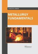 Metallurgy Fundamentals Book PDF