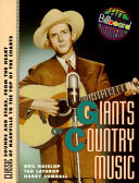 Giants of Country Music Pdf/ePub eBook