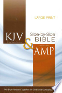 KJV/AMP Side-by-side